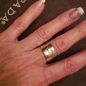 Silpada .925 Sterling Silver Ring